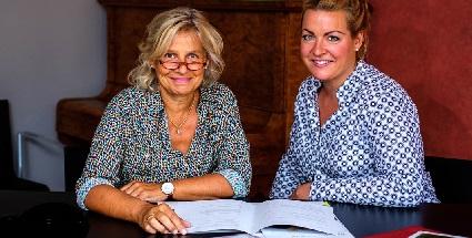 Claudia Bonenkamp & Alesandra Hieck
